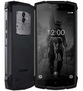 DOOGEE S55 smartphone résistant étanche et antichoc - 1