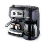 Delonghi BCO260CD.1 Cafetière expresso 5 kg : italienne expresso et américaine filtre