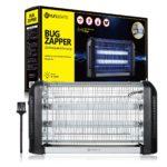 YUNLIGHTS lampe anti moustique et anti insectes UV intérieur et extérieur -8