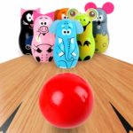 B Blesiya jeu de quilles animaux pour enfants
