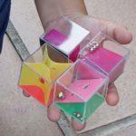 Partituki pack de 24 casse-têtes cubes à billes