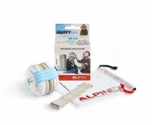 Alpine Muffy Baby Pink - Casques auditifs uniques pour les tout-petits 2