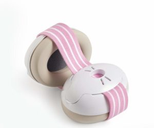 Alpine Muffy Baby Pink - Casques auditifs uniques pour les tout-petits