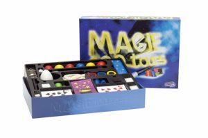 Ferriot Cric - Coffret - 100 Tours Magie - Bleu