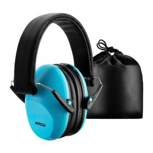 Mpow Casque Antibruit Enfant Adulte Pliable SNR 34dB 2