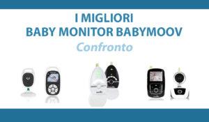 confronto baby monitor babymoov
