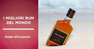 migliori rum del mondo