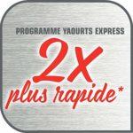 Yaourtière Express de SEB