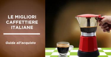 migliori caffetiere italiane