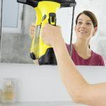 Kärcher Nettoyeur de vitre et fenêtres WV 5 Premium - 2 nettoyage miroir