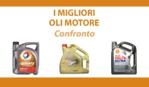 confronto olio motore