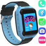 TurnMeOn Montre traceur GPS enfants: la discrète