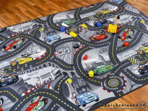 Snapstyle – tapis de jeu Cars Disney