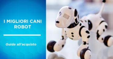 migliori cani robot