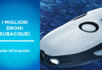migliori droni subacquei