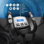 le vélo elliptique CX625 de Sportstech