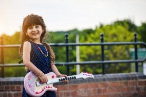 choisir une guitare pour enfant