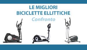 confronto biciclette ellittiche