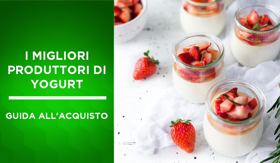 migliori produttori yogurt