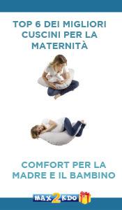 cuscini maternita