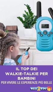 contenuto walkie talkie